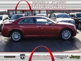 2012 Deep Cherry Red Crystal Pearl Chrysler 300 Limited AWD #75871247