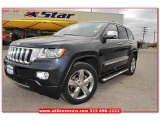 2013 Maximum Steel Metallic Jeep Grand Cherokee Overland Summit 4x4 #75871380