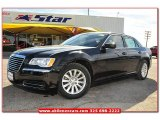 2013 Phantom Black Tri-Coat Pearl Chrysler 300  #75871374