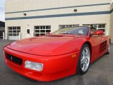 Ferrari 512 TR 1993 Data, Info and Specs