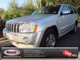 2006 Bright Silver Metallic Jeep Grand Cherokee Overland #75880696