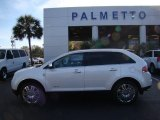 2010 White Platinum Tri-Coat Lincoln MKX FWD #75880911
