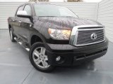 2010 Black Toyota Tundra Limited CrewMax #75880886