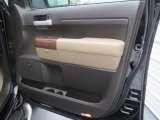 2010 Toyota Tundra Limited CrewMax Door Panel