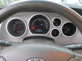 2010 Toyota Tundra Limited CrewMax Gauges