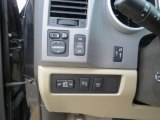 2010 Toyota Tundra Limited CrewMax Controls