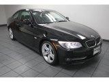 2011 Black Sapphire Metallic BMW 3 Series 328i Coupe #75881006