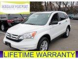 2010 Taffeta White Honda CR-V EX AWD #75880756