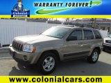 2006 Light Khaki Metallic Jeep Grand Cherokee Laredo 4x4 #75881179