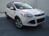 2013 White Platinum Metallic Tri-Coat Ford Escape SE 1.6L EcoBoost #75880879