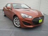2013 Catalunya Copper Hyundai Genesis Coupe 2.0T Premium #75880878