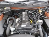 2013 Hyundai Genesis Coupe 2.0T Premium 2.0 Liter Twin-Scroll Turbocharged DOHC 16-Valve Dual-CVVT 4 Cylinder Engine