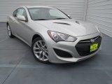 2013 Platinum Metallic Hyundai Genesis Coupe 2.0T Premium #75880877
