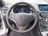 2013 Hyundai Genesis Coupe 2.0T Premium Steering Wheel
