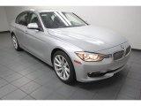 2013 Glacier Silver Metallic BMW 3 Series 328i Sedan #75880999
