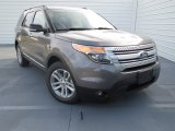 2013 Sterling Gray Metallic Ford Explorer XLT #75880867