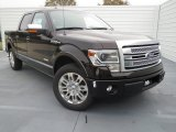 2013 Kodiak Brown Metallic Ford F150 Platinum SuperCrew #75880864