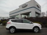 2013 Oxford White Ford Escape SE 1.6L EcoBoost 4WD #75880722