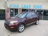 2012 Cinnamon Metallic Ford Explorer Limited 4WD #75881149