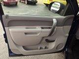 2013 Chevrolet Silverado 1500 Work Truck Regular Cab Door Panel
