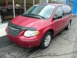 2005 Chrysler Town & Country Inferno Red Pearl