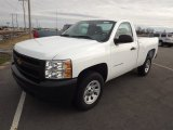 2012 Chevrolet Silverado 1500 Work Truck Regular Cab