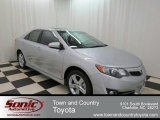 2013 Classic Silver Metallic Toyota Camry SE #75881049