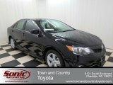 2012 Attitude Black Metallic Toyota Camry SE #75881039