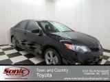 2012 Attitude Black Metallic Toyota Camry SE V6 #75881038