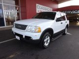 2003 Oxford White Ford Explorer XLT #75880936