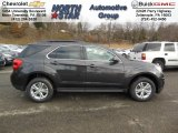 2013 Tungsten Metallic Chevrolet Equinox LT AWD #75880820