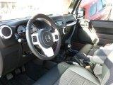 2012 Jeep Wrangler Sahara Arctic Edition 4x4 Black Interior