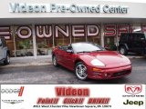 2003 Ultra Red Pearl Mitsubishi Eclipse Spyder GTS #75925123