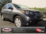 2013 Polished Metal Metallic Honda CR-V EX-L #75924314