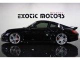 2007 Black Porsche 911 Turbo Coupe #75925113