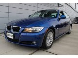 2009 Montego Blue Metallic BMW 3 Series 328xi Sedan #75924438