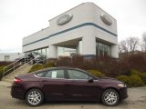 2013 Bordeaux Reserve Red Metallic Ford Fusion SE #75924429