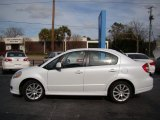 2011 Suzuki SX4 White Water Metallic