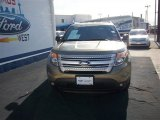 2013 Ginger Ale Metallic Ford Explorer XLT 4WD #75924557