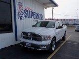 2011 Bright White Dodge Ram 1500 Lone Star Quad Cab #75924552