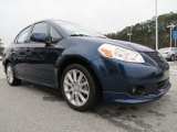 2011 Suzuki SX4 Deep Sea Blue Metallic