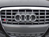 Audi S6 2008 Badges and Logos