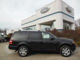 2013 Tuxedo Black Ford Expedition Limited 4x4 #75924414