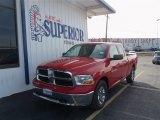 2012 Flame Red Dodge Ram 1500 SLT Quad Cab #75924536