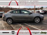 2013 Maximum Steel Metallic Dodge Dart Limited #75924404