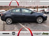 2013 Maximum Steel Metallic Dodge Dart Limited #75924400