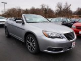 Billet Silver Metallic Chrysler 200 in 2013