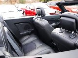 2013 Chrysler 200 S Convertible Black Interior