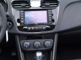 2013 Chrysler 200 S Convertible Controls