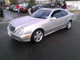 2001 Mercedes-Benz CLK 55 AMG Coupe